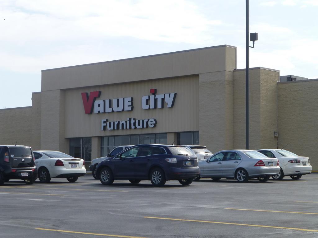 Value City Credit Card