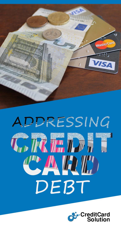 Addressing Credit Card Debt
