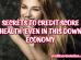 Secrets To Credit Score Health