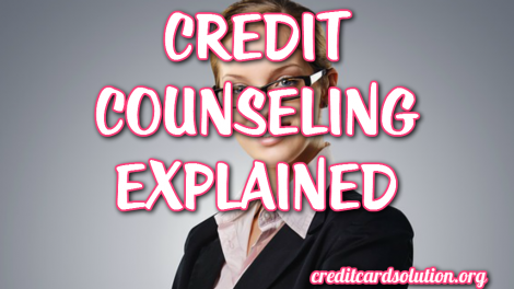 Credit Counseling Explained